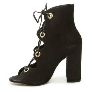 Nwot steve madden carusso booties sz 8